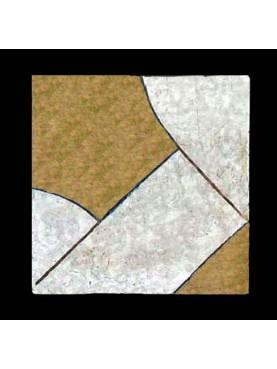 Copia di piastrella di maiolica