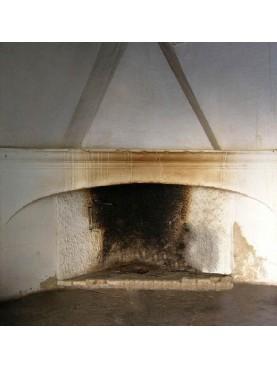 Sardinian fireplace