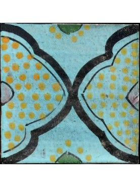 Berber Tiles 9,5x9,5cms islamic design