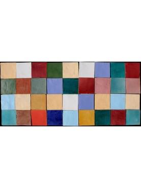Berber Tiles Panel
