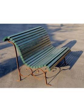 Original garden benche