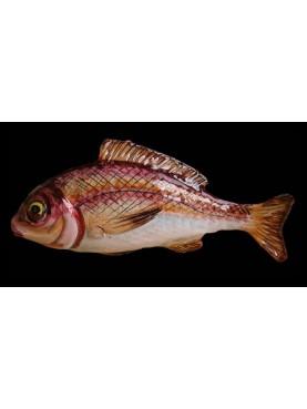 Pesce in maiolica PARAGO
