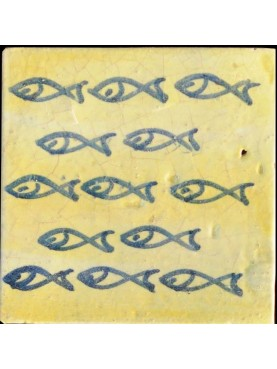 Berber Tiles 9,5x9,5cms