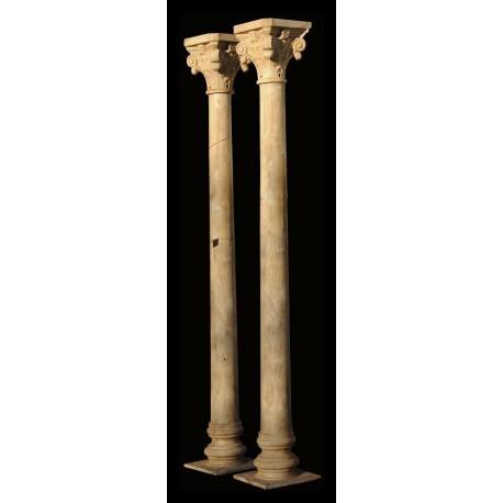 Colonna di Ghisa liscia