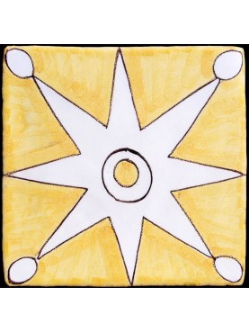 Piastrelle Berbere 10x10cm