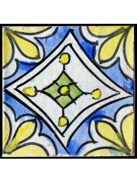 Berber Tiles 9,5x9,5cms islamic design