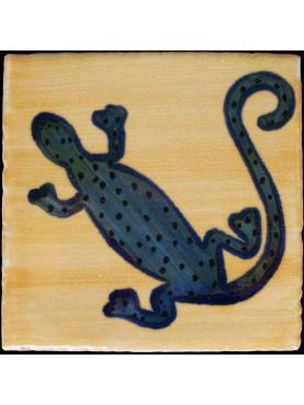 Piastrelle Berbere 10x10cm salamandre