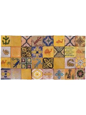 Berbers Morocco Tiles
