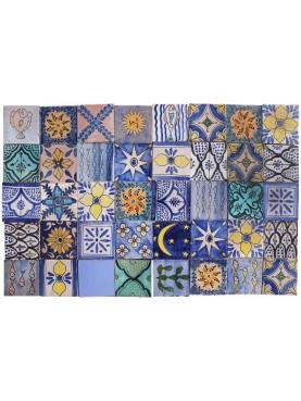 40 tiles