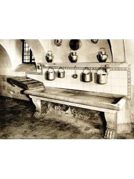 Giant Sink in the Palladio's Villa