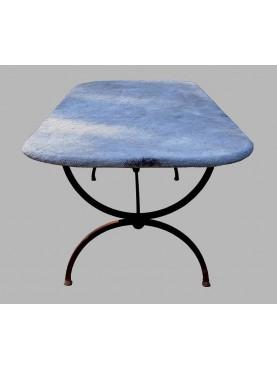Tavolo in cardoso rettangolare