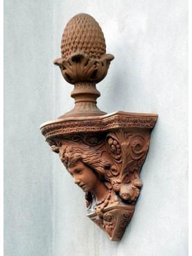 Terracotta bracket