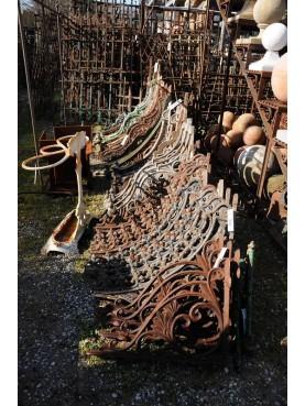 Collezione di splendide mensole in ghisa dell'800
