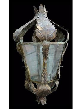 Grande lanterna Italiana in Ottone