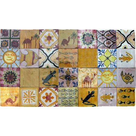 Piastrelle Marocchine Berbere