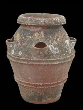 Piccolo Orcio Toscano da fragole antico originale