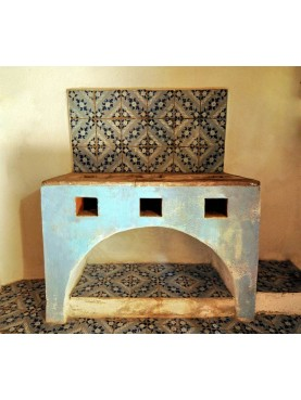 Cooker from central italy