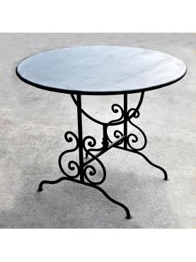 FLEXIBLE ROUND TABLE Ø 90 CM
