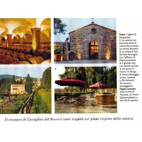 Montalcino - Pozzo di Castiglion del Bosco