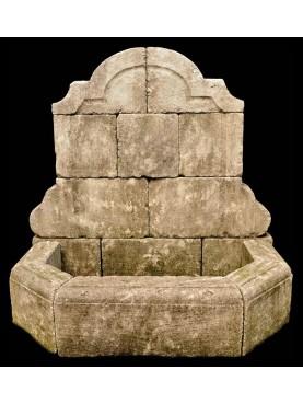 Fontana in 16 pezzi - ns produzione