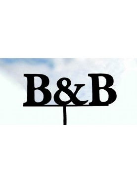Insignia for B & B