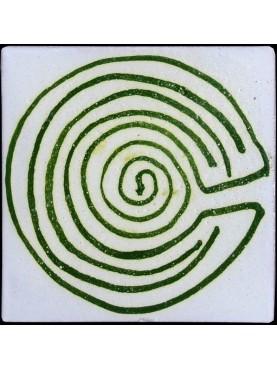 Piastrelle Berbere Labirinto