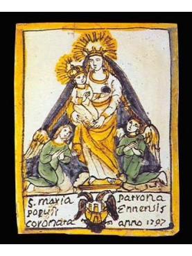 S. Maria Patrona Populi Ennensis