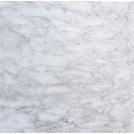 QUADRATI di marmo BIANCO
