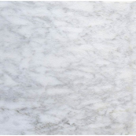 SQUARE of white marble
