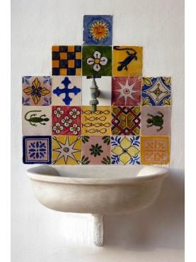 Small washbasin 50 cm