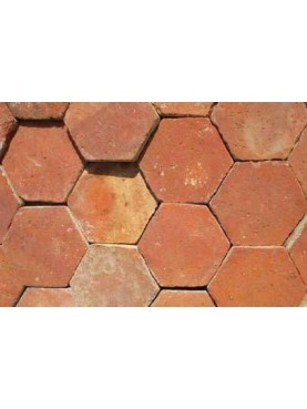Franch hexagonal tiles
