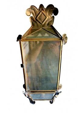 La lanterna di Villa Buonvisi