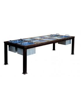 Our GARDEN TABLE