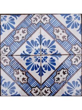 Sicily tile reproduction