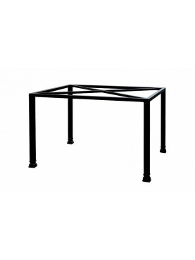 Small table base - wrought-iron