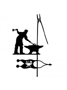 Black Smith at work