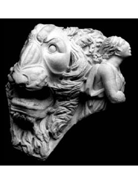 Roman angular fragment