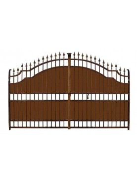 Grande Cancello di 4 m.