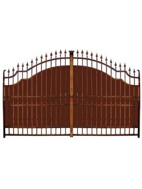 Grande Cancello di 3,5 m.