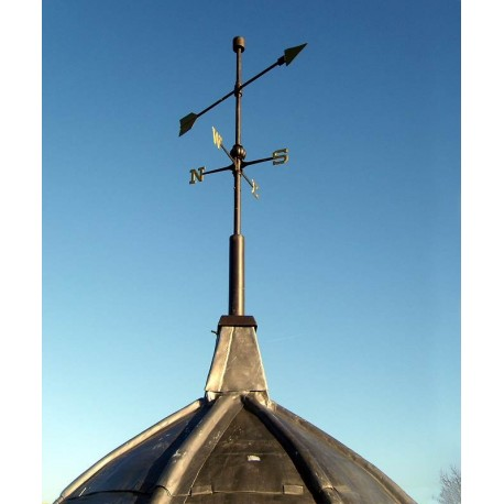 Una nostra banderuola a Dublino, Naas Clock Tower
