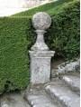 Sfere Ø25cm in pietra serena