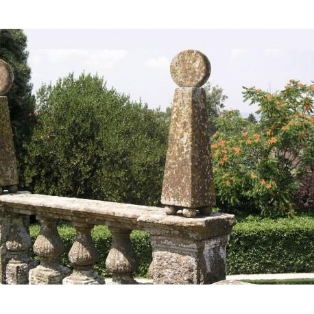 Le Piramidi di Villa Lante della Rovere a Bagnaia
