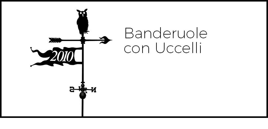 Banderuole Uccello Prova